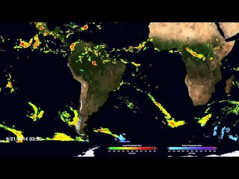 Global precipitation measurement