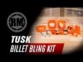 Tusk Motorcycle Billet Bling Kit
