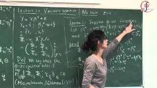 """Sara van de Geer """"High-dimensional statistics"""". Lecture 2 (24 april 2013)"""