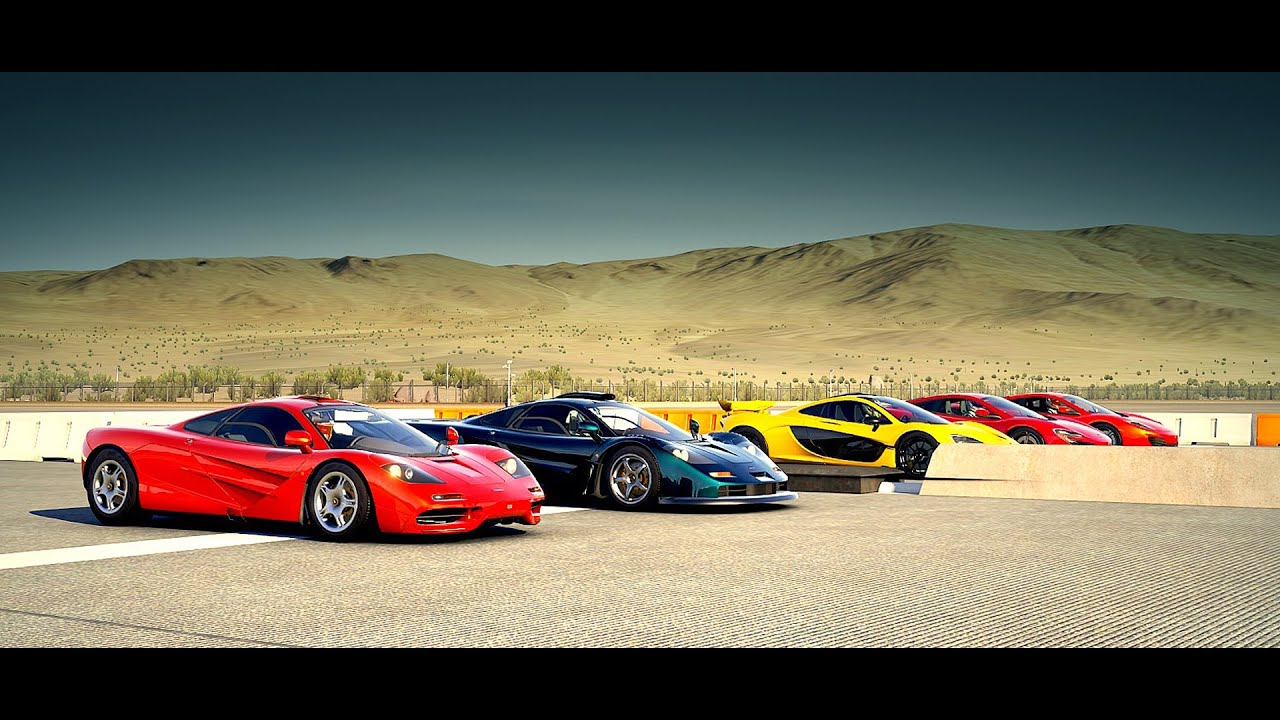 worlds greatest drag race fastest mclarens all in one