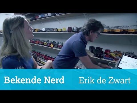 Bekende Nerd: Erik de Zwart (uit Bright TV)