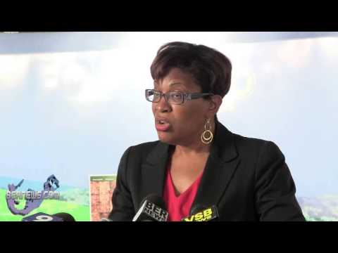 Minister Patrice Minors At PLP, Dec 7 2012