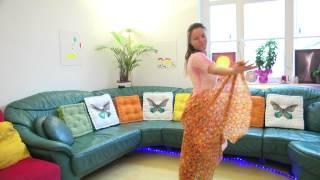 HD Sabine Liuzzi tanzt für uns Die Farben der Liebe