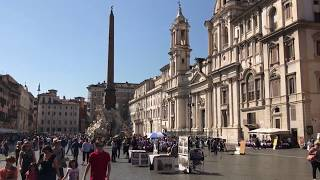 The Enduring Pleasures of Rome