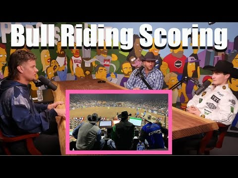 How Professional Bull Riding Is Scored