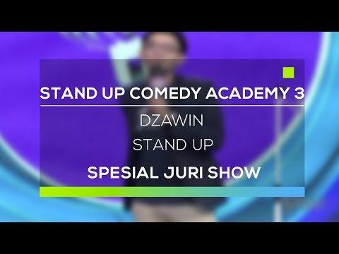 Stand Up Comedy Academy 3 : Dzawin