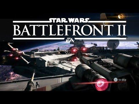 Star Wars Battlefront 2 - Star Fighter Assault Gameplay Discussion