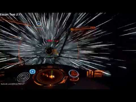 Escort Test - Elite: Dangerous 2.1