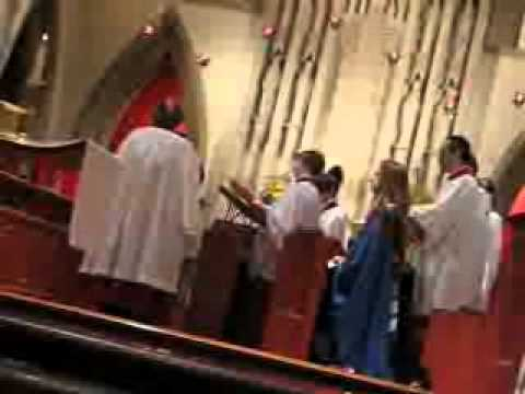 Allegri Miserere - Grace Church on-the-Hill Toronto 2011