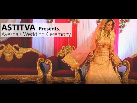 A Wedding Film || Ayesha weds Mufeed ||