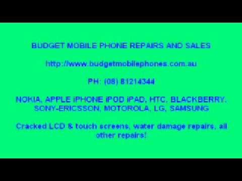 Mobile Phone Repairs Adelaide