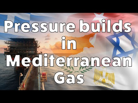 Pressure Builds in Mediterranean Gas - The impact of a discovery of a new Gas field off Cyprus