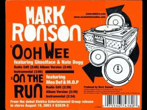 mark ronson   ooh wee  2003
