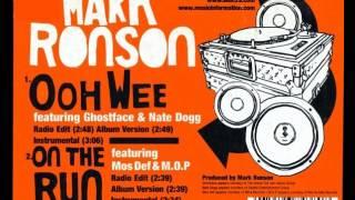 mark ronson   (ooh wee  2003