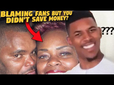Anthony Johnson's Wife Says She's Broke And Can't Afford His Funeral..And She Blames
