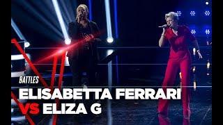 "Elisabetta e Eliza G.  ""Volevo scriverti da tanto"" - Battles - TVOI 2019"