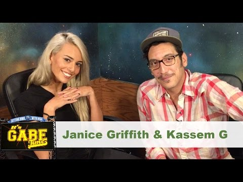 Post Sesh Interview w/ Janice Griffith & Kassem G | Getting Doug with High