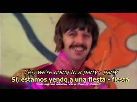 Birthday  The Beatles LYRICSLETRA Original +