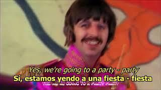 Birthday - The Beatles (LYRICS/LETRA) [Original] (+Video)