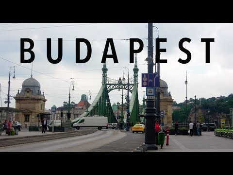 Travel Journal: Budapest, Hungary