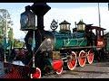 Magic Behind Our Steam Trains at Walt Disney World