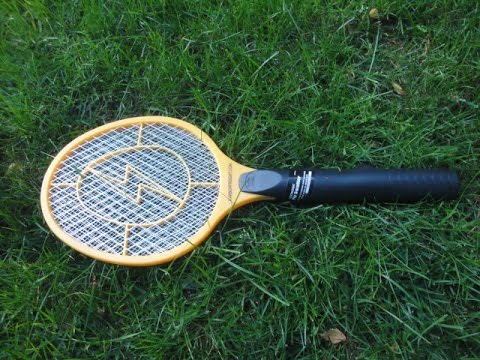 Review of the Harbor Freight Electronic Fly Swatter