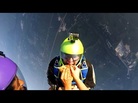 "Chicago Style ""Pizza"" Skydive (Video submission for Skydive Chicago Summerfest 2016)"