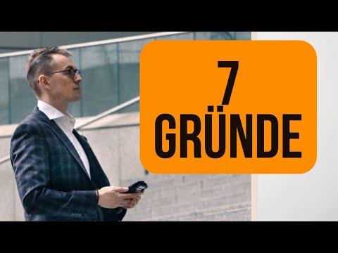 7 Gründe NICHT Unternehmensberater Zu Werden