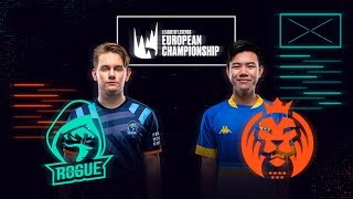 [PL] League of Legends European Championship Lato 2020 | RGE vs MAD | BO5