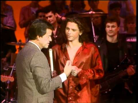 INXS Interview - American Bandstand 1985