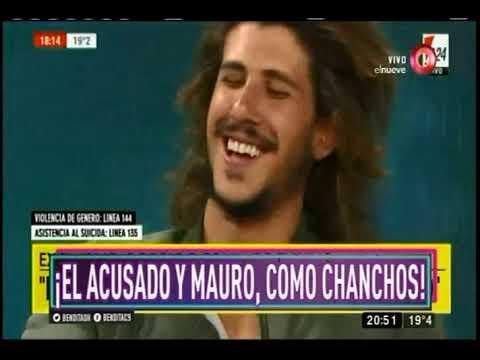 Mauro y su entrevista a Rodrigo Eguillor
