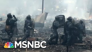 Trump & Ukraine: Russia Looms Large In Ukrainian Politics | On Assignment with Richard Engel | MSNBC