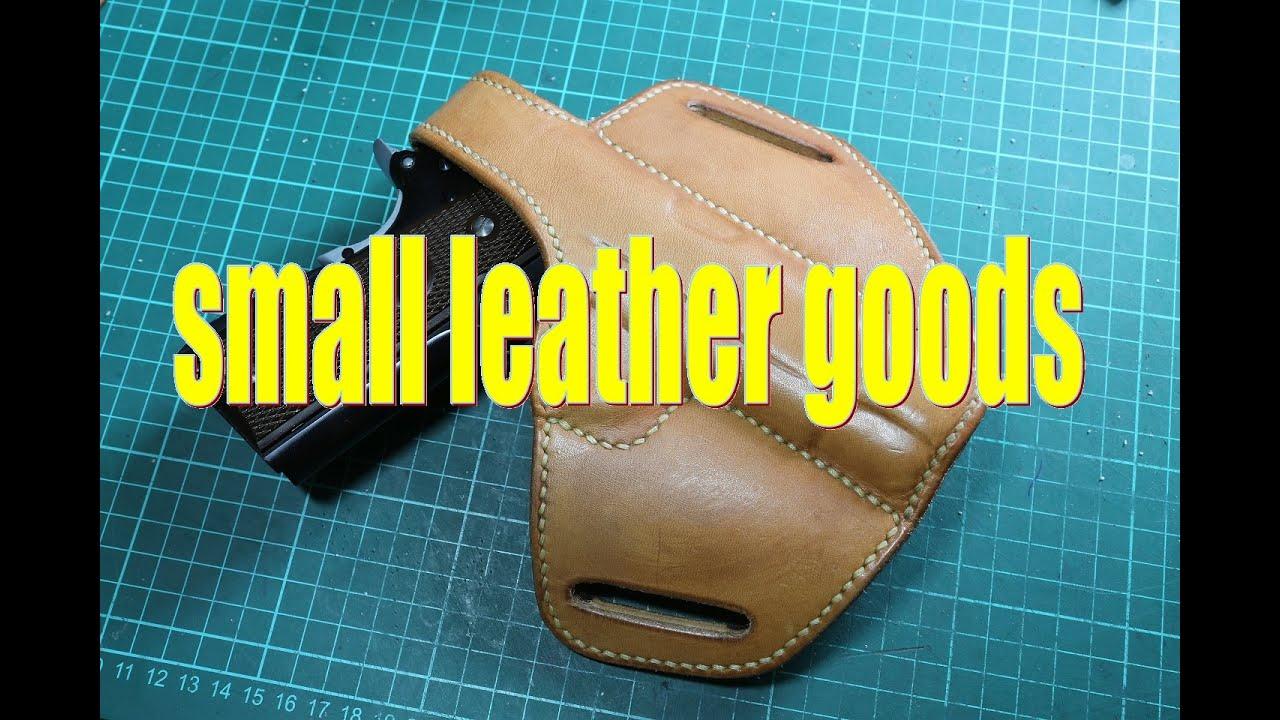 colt video leather Scott