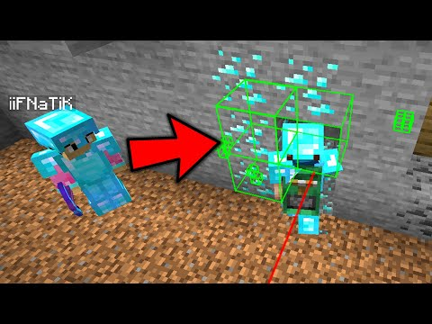 Trolling My New Minecraft Friend Using Automine...