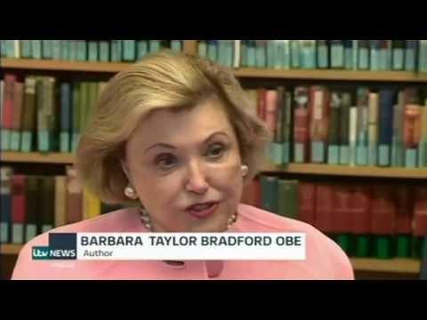 Barbara Taylor Bradford Donates Clementine Churchill Letter