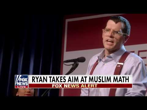 Veep - Jonah takes aim at Muslim Math