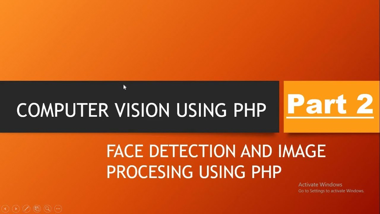 Face detection in php-part 2 | Ankit Singh