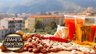 Итальянское блюдо из каштанов
