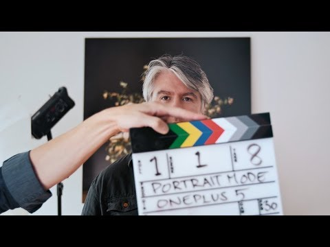OnePlus 5 – Discovering portrait photography with Kevin Abosch