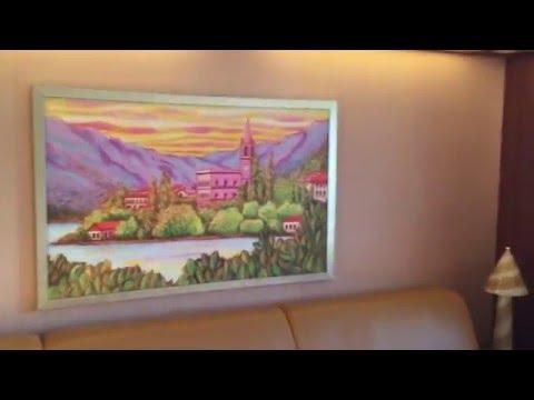 Carnival Dream Grand Suite 7300 video tour.