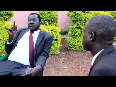 Issac Mathiang Kachuol Interviews the Governor of Western Lakes State In Dinka language