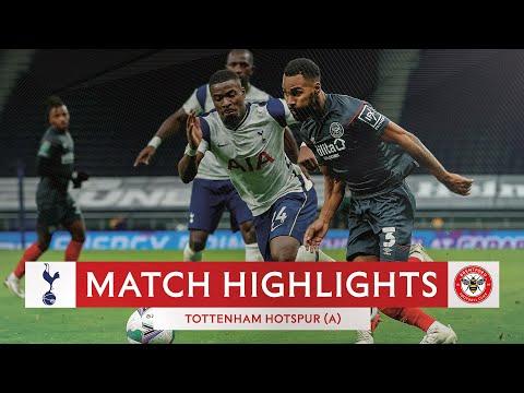 Tottenham Brentford Goals And Highlights