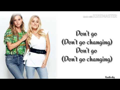 Aly & Aj - Don&39;t Go Changing