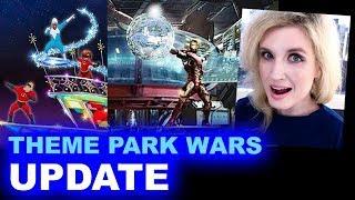 Star Wars Hotel, Marvel Disneyland Paris, Pixar Pier, Guardians of the Galaxy Epcot UPDATE