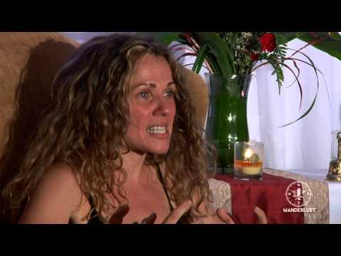 """Yogis for an Enlightened Planet"" Seane Corn at Wanderlust's Speakeasy ~ Colorado 2012"