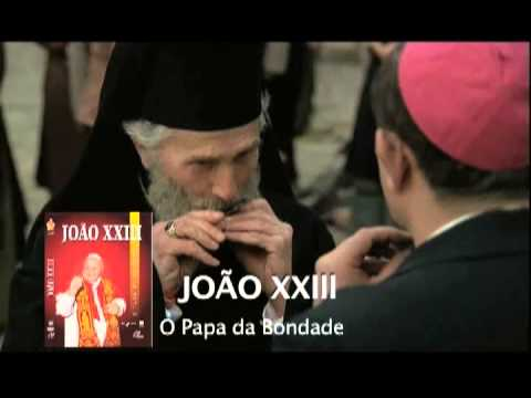 Trailer do filme O Papa João XXIII