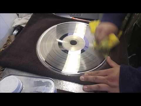 Pressing Records on a WarmTone™ Press