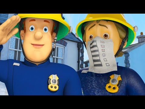 Download Youtube: Fireman Sam New Episodes🌟 The Full Safety Collection! | Learning with Fireman Sam 🚒 🔥 Kids Cartoon