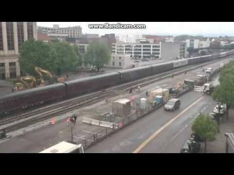 Epic Spring Time Webcam railfanning Episode 3: April 21 - 27, 2017