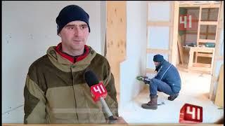 Кошкин дом строят в Екатеринбурге